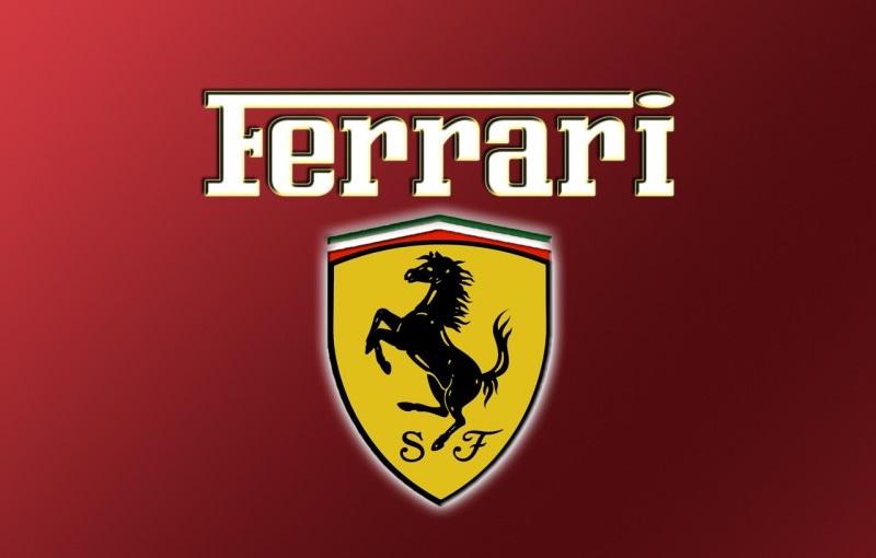 Ferrari logotipas