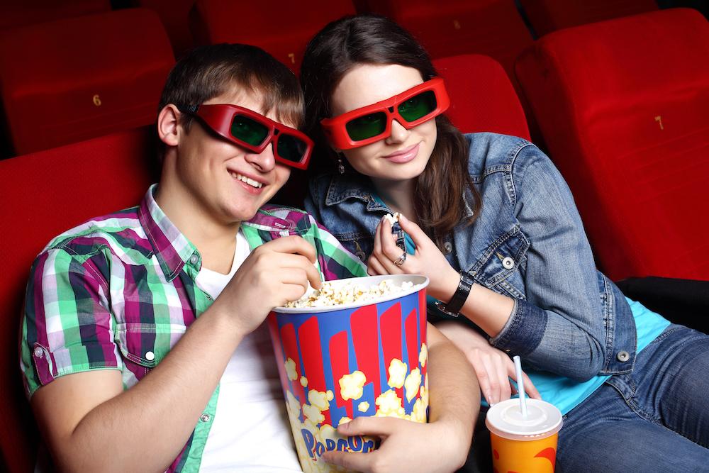 bilietai į kiną