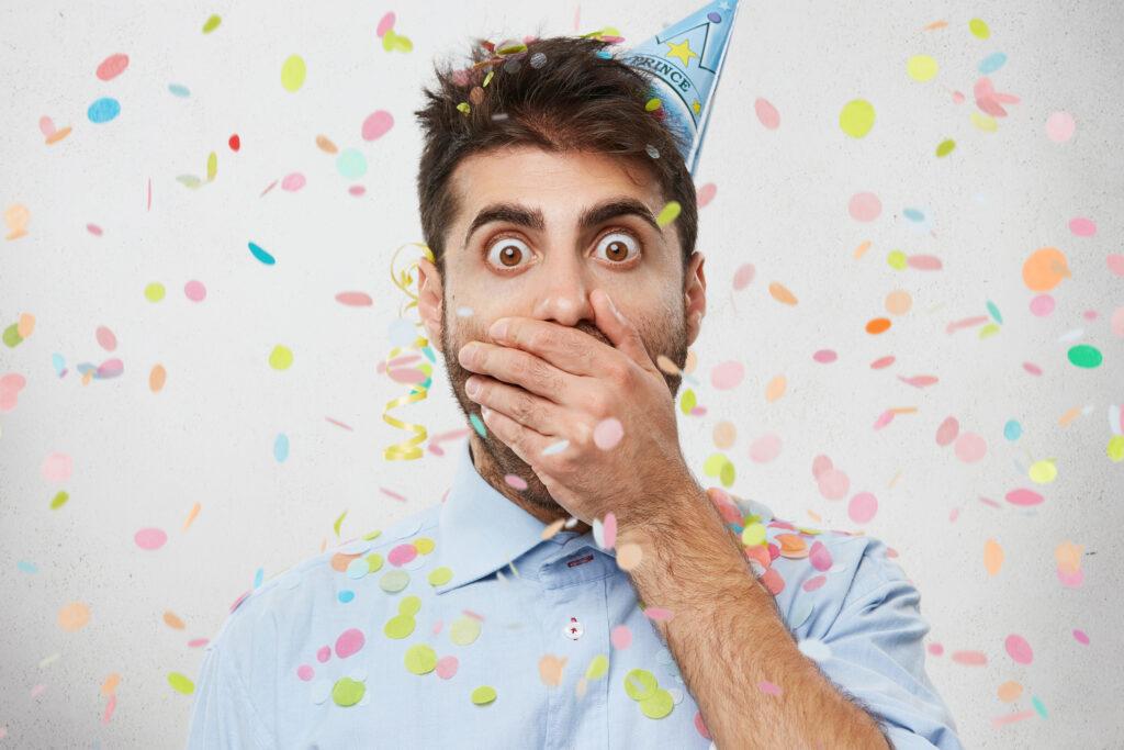 Beveik pamiršai artimo žmogaus gimtadienį? Tu ne vienas