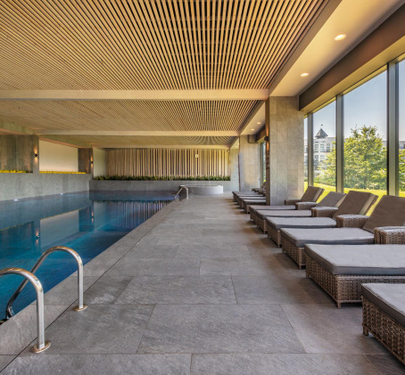 "SPA ritualas JAM ""Vilnius Grand Resort"" komplekse"