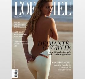 """L'Officiel Lithuania"" prenumerata (6 mėn.)"