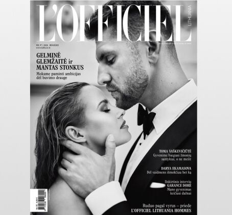 """L'Officiel Lithuania"" prenumerata (12 mėn.)"